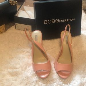 Brand New never worn BCBG slingbacks